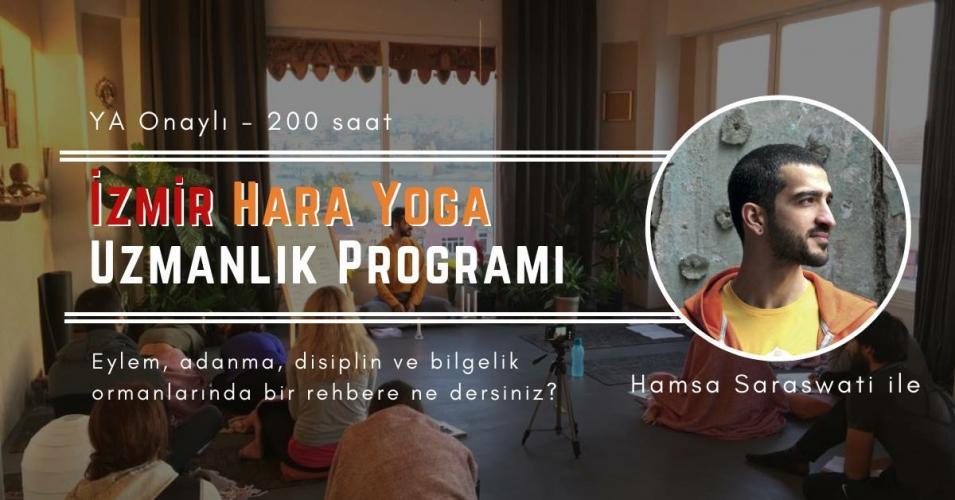 Hara Yoga Uzmanlik 200 Saat