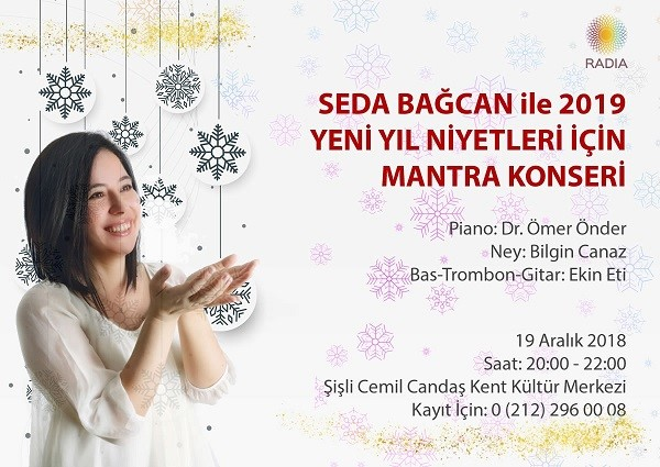 Yeni Yıl Niyetleri İçin Mantra Konseri