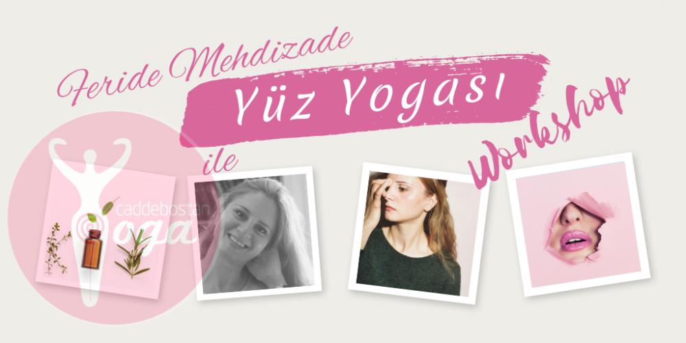 Uluslararası Sertifikalı Yüz Yogası Workshop