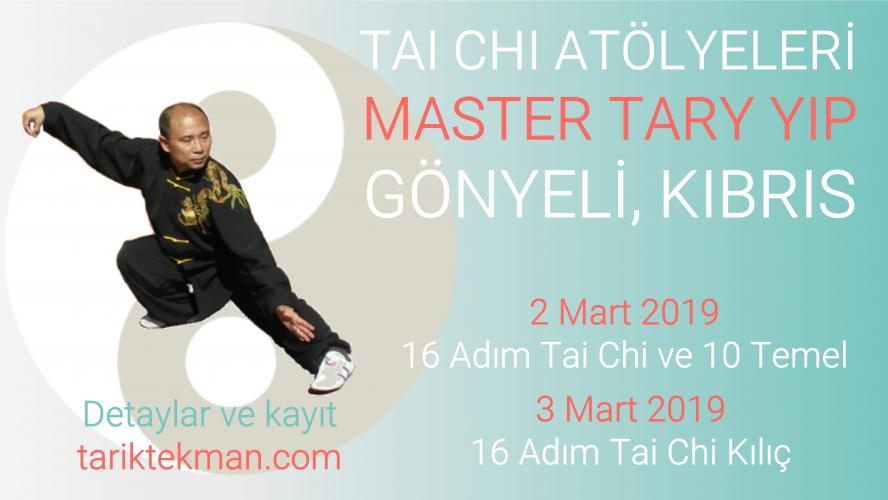 Tai Chi ve Tai Chi Kılıç Atölyeleri