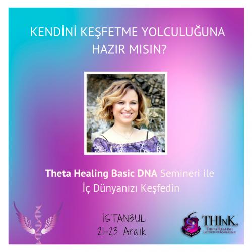 Theta Healing Basic DNA Semineri