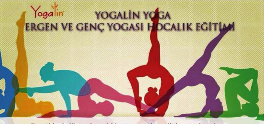 IYF Onaylı YogalinYoga Ergen ve Gençlik Yogası