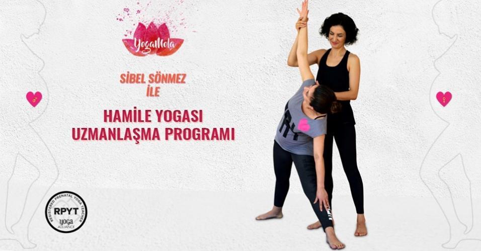 Sibel Sönmez ile Hamile Yogası Uzmanlaşma Programı