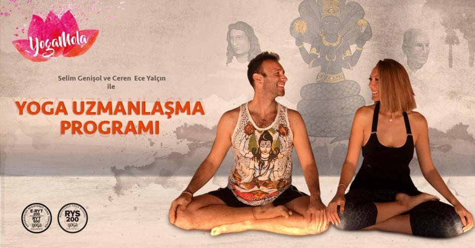 Temel Yoga Uzmanlaşma Programı  200 Saatlik
