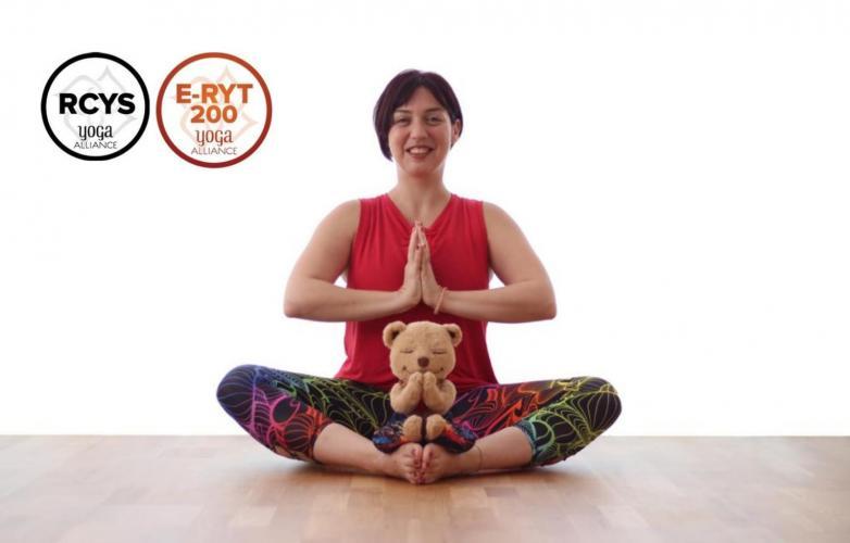 Çocuk Yogası Uzmanlık Programı 95 Saat