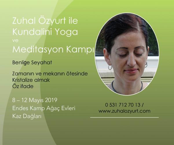 Benliğe Seyahat Kundalini Yoga ve Meditasyon Kampı