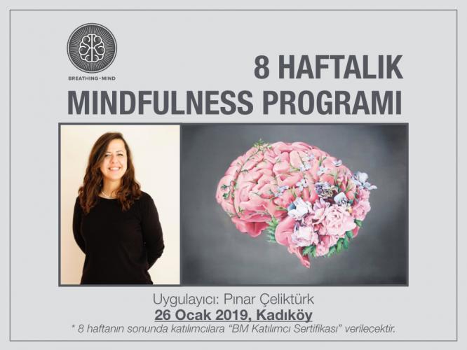 Pınar ile 8 Haftalık BM Mindfulness Programı