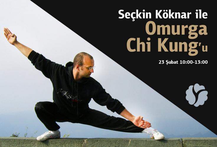 Seçkin Köknar ile Omurga Chi Kung'u