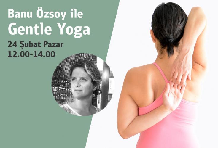 Banu Özsoy ile Gentle Yoga