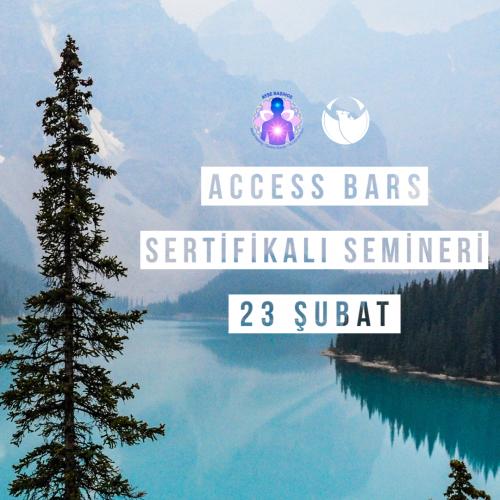 Access Bars Sertifikalı Seminer Ayşe Başıhoş