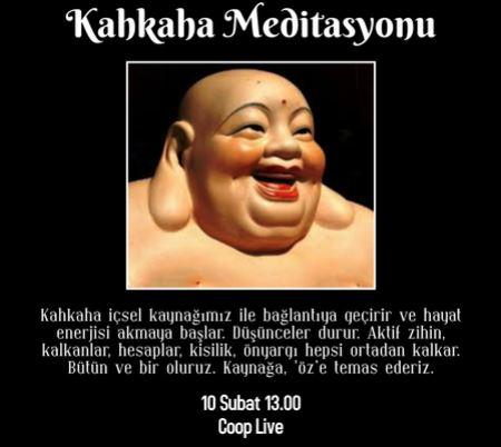 Arham ile Kahkaha Meditasyonu