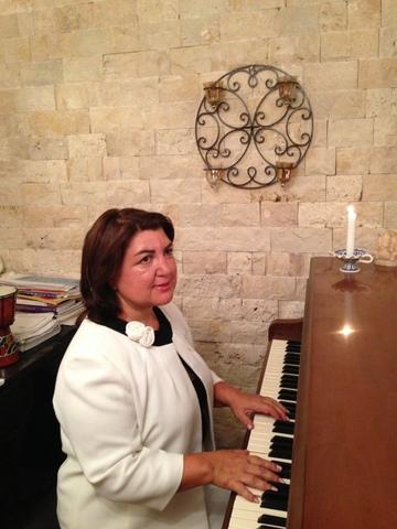 Zuleyha Abdullayeva ile Nefes ve Müzik Terapisi
