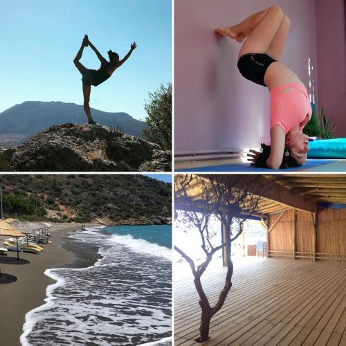 Dansla Yoga Terapi ve Somatik Yoga Tatili/Şifalan