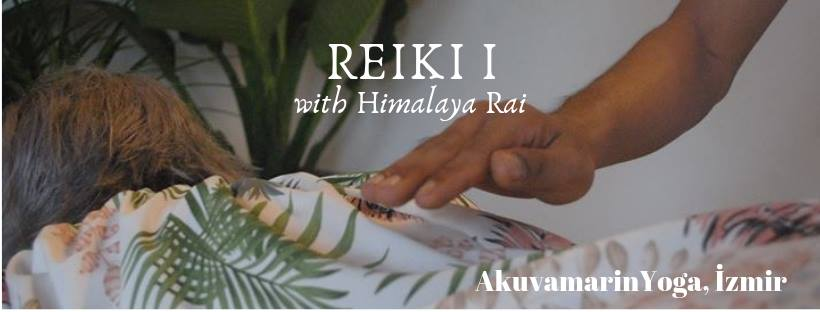 Reiki 1 Workshop İzmir
