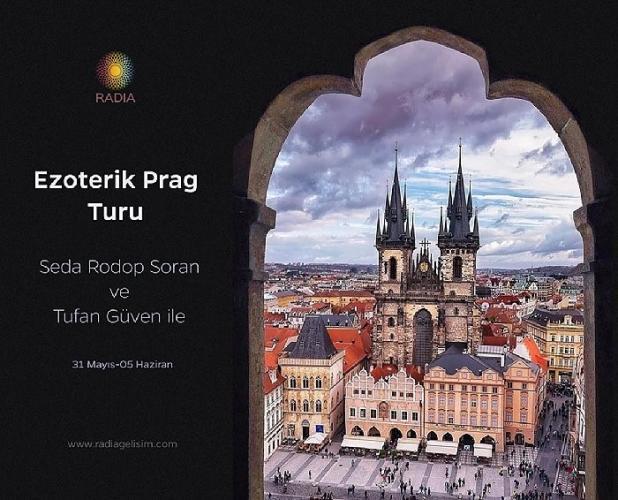 Seda Rodop Soran ve Tufan Güven ile Ezoterik Prag Turu