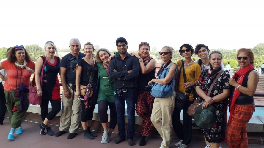 Kuzey Hindistan'da Dört Önemli Spiritüel Merkez: Rishikesh, Sarnath, V