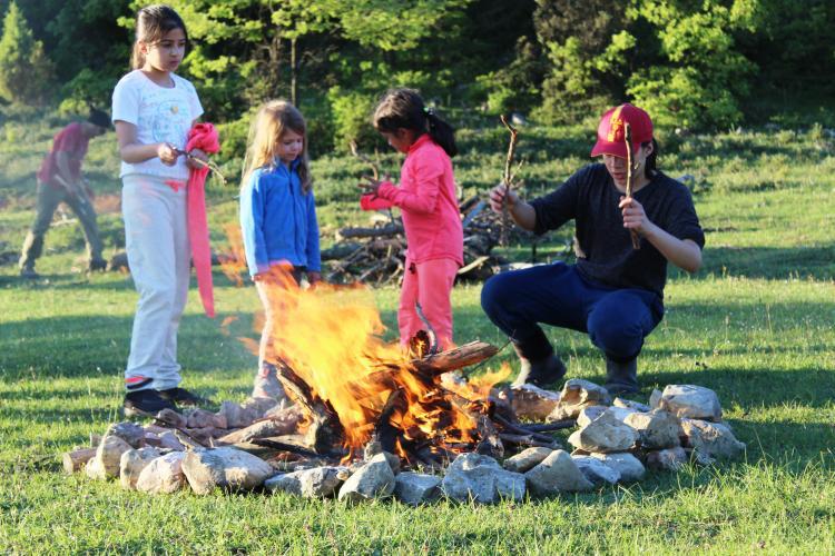 Doğada Çocuk - Çocuk Kampları 04-05 Mayıs / 01-02 Haziran 2019