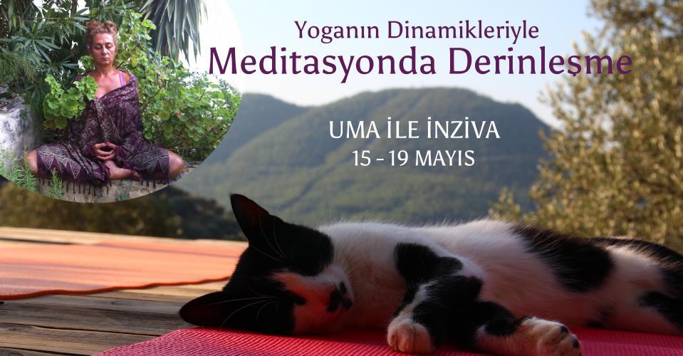 Uma ile Yoga ve Meditasyon İnzivası