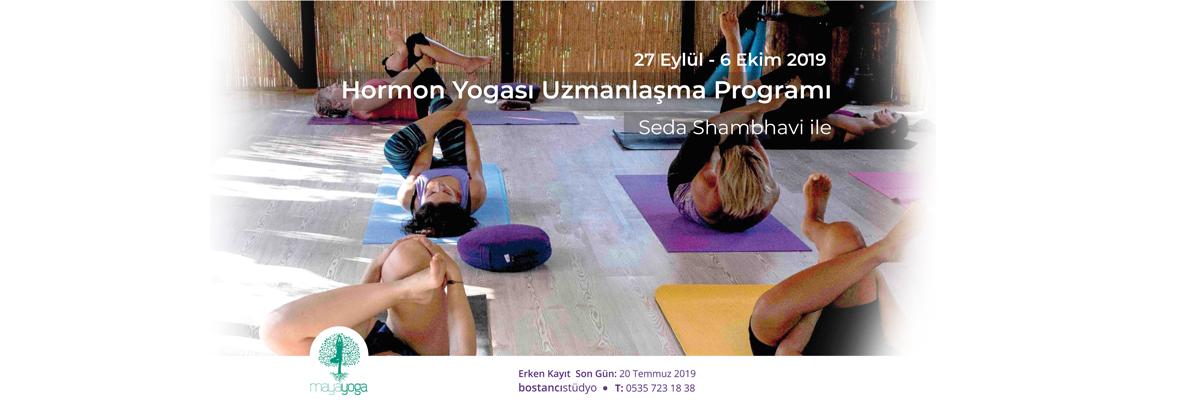 Seda Shambhavi ile Hormon Yogası Uzmanlaşma Programı