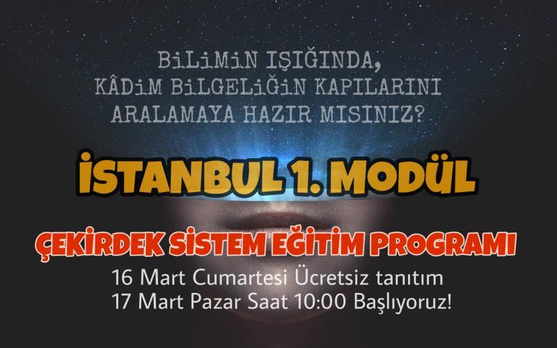 Çekirdek Sistem Eğitim Programı 1. Modül