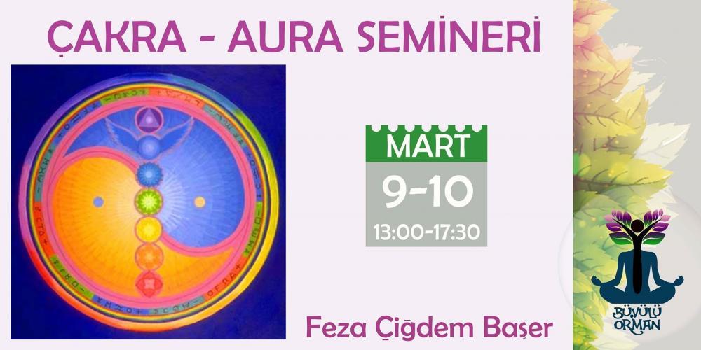 Çakra - Aura Semineri