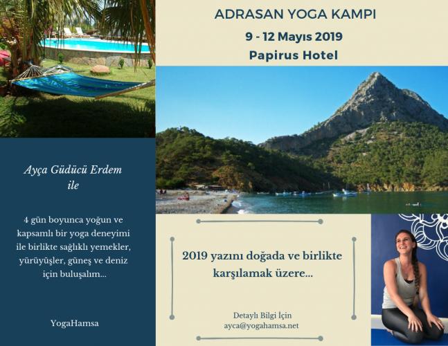 Adrasan Yoga Kampı