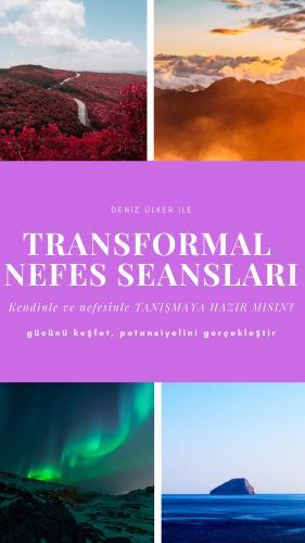 Deniz Ülker ile Bireysel Transformal Nefes Terapisi