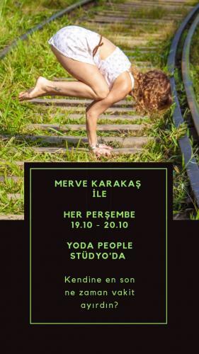 Her Perşembe Yoga Buluşması