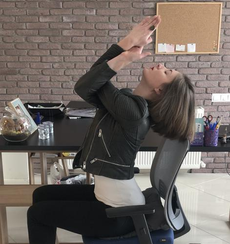 Online Ofis Yogası Atölyesi