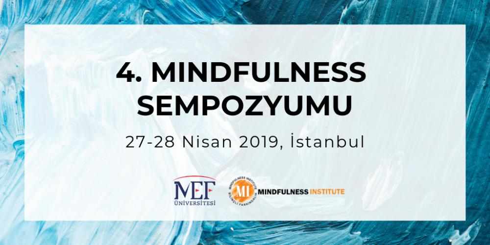 4. Mindfulness Sempozyumu