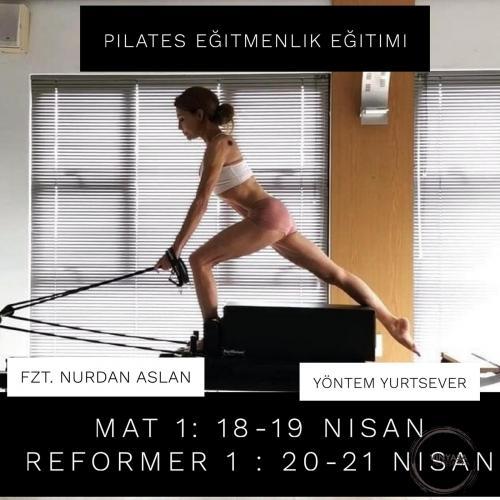 Pilates Eğitmenliği Fzt. Nurdan Aslan Aybar