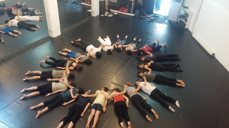 Çıplak Ayaklar Stüdyosu Bahar Dönemi Dersleri