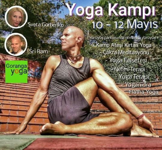 Uluslararası Yoga Kampı
