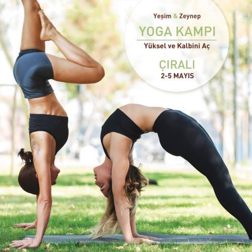 Çıralı'da Yoga Kampı