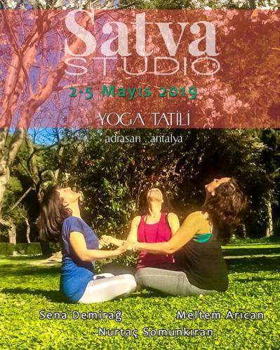 2-5 Mayıs Adrasan Yoga Tatili