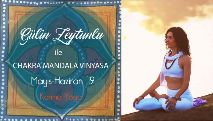 Gülin Zeytunlu ile Chakra Mandala Vinyasa