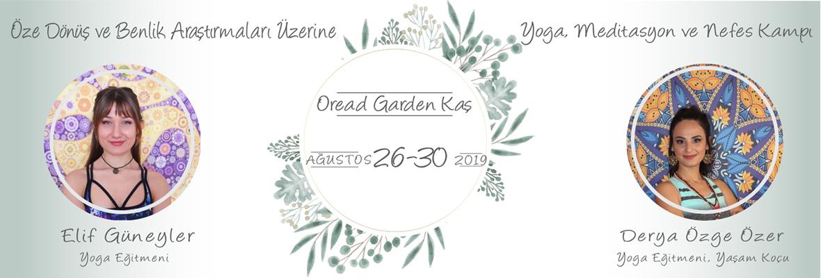Kaş'ta Öze Dönüş ve Benlik Araştırmaları Üzerine Yoga, Meditasyon ve Nefes Kampı (4 Gece 5 Gün)