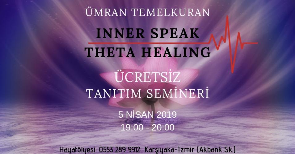 Ümran Temelkuran İnner Speak - Theta Healing Tanıtım Semineri