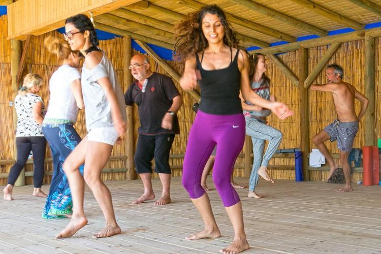 Datça Ovabükü Yoga Kampı Faruk Kurtuluş