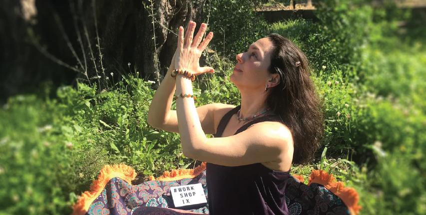 Patanjali Projesi 7: Rana Ortan ile Vinyasa Akış, Tapas - Hevesli Tutum