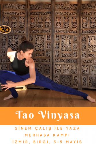 Sinem Çalış ile Birgi Yaza Merhaba Yoga Kampı