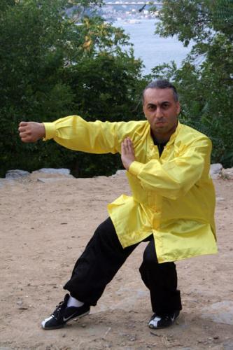 Haftalık Kung Fu Dersleri