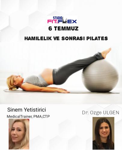 Hamilelikte ve Sonrasında Pilates