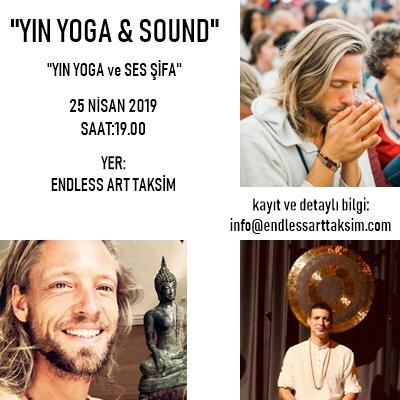 Yin Yoga ve Ses Şifa