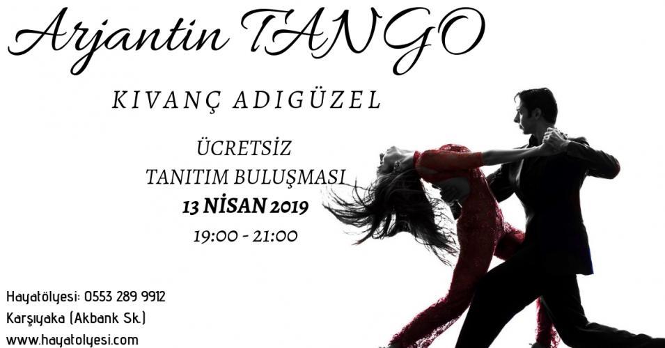 Arjantin Tango Ücretsiz Tanıtım
