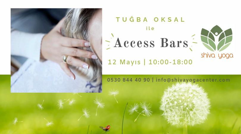 Tuğba Oksal ile Access Bars Eğitimi