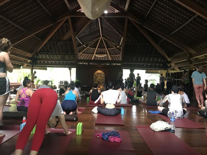 An'da Kal Yoga Kampı - Uyanış