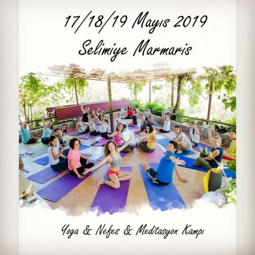 Yoga & Nefes & Meditasyon Kampı