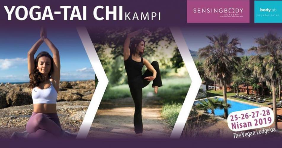 Sevgi Koparan ve Ayşe Tuğçe Top ile Yoga&Tai Chi Kampı