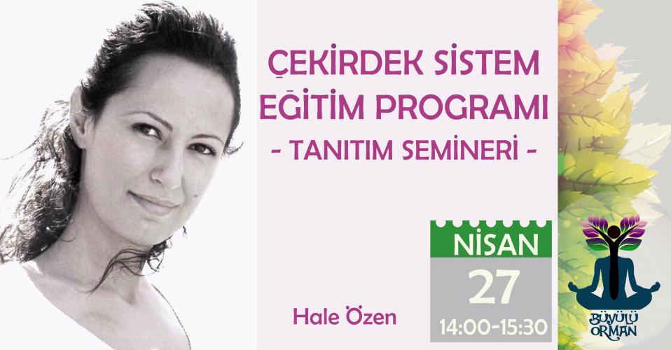 Ücretsiz Çekirdek Sistem Eğitim Programı Tanıtım Semineri
